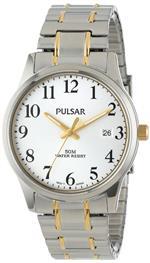 パルサー 時計 Pulsar Mens PS9019 Classic Expansion Watch