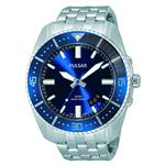 パルサー 時計 Pulsar Mens PS9319 Analog Display Japanese Quartz Silver Watch
