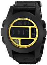 ニクソン 時計 Nixon - Baja - Black/Yellow<img class='new_mark_img2' src='https://img.shop-pro.jp/img/new/icons14.gif' style='border:none;display:inline;margin:0px;padding:0px;width:auto;' />