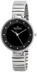 スカーゲン 時計 Skagen Womens SKW2225 Gitte Quartz 3 Hand Stainless Steel Silver Watch<img class='new_mark_img2' src='https://img.shop-pro.jp/img/new/icons16.gif' style='border:none;display:inline;margin:0px;padding:0px;width:auto;' />