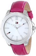 トミー ヒルフィガー 時計 Tommy Hilfiger Womens 1781430 Analog Display Quartz Pink Watch