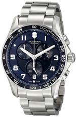 ビクトリノックス スイスアーミー 時計 Victorinox Mens 241652 Chrono Classic Analog Display Swiss