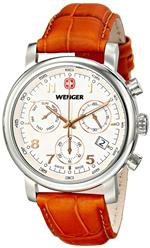 ウェンガー 時計 Wenger 01.1043.104 Mens Urban Classic Chrono Leather Strap Watch<img class='new_mark_img2' src='https://img.shop-pro.jp/img/new/icons40.gif' style='border:none;display:inline;margin:0px;padding:0px;width:auto;' />