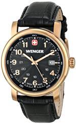 ウェンガー 時計 Wenger Urban Classic Three-Hand Leather - Black Mens watch #01.1041.108<img class='new_mark_img2' src='https://img.shop-pro.jp/img/new/icons1.gif' style='border:none;display:inline;margin:0px;padding:0px;width:auto;' />