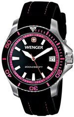 ウェンガー 時計 Wenger Womens 0621.103 Sea Force 3 H Analog Display Swiss Quartz Black Watch<img class='new_mark_img2' src='https://img.shop-pro.jp/img/new/icons9.gif' style='border:none;display:inline;margin:0px;padding:0px;width:auto;' />