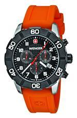 ウェンガー 時計 Wenger 01.0853.103 Mens Roadster Chrono Black PVD Dial Orange Strap<img class='new_mark_img2' src='https://img.shop-pro.jp/img/new/icons38.gif' style='border:none;display:inline;margin:0px;padding:0px;width:auto;' />