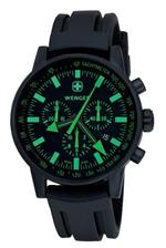 ウェンガー 時計 Wenger Commando Chrono Chronograph Multi-Color Dial Mens Watch - 70891