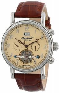 [インガソール]Ingersoll 腕時計 Richmond Automatic Cream Dial Watch IN1800CR メンズ [並行輸入品]