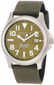 [モーメンタム]Momentum 腕時計 Atlas Green Dial Khaki Cordura Watch 1M-SP00G6G メンズ [並行輸入品]