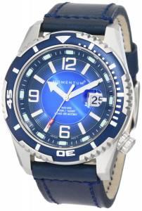 [モーメンタム]Momentum 腕時計 M50 DSS Blue Dial Blue Hampton Leather Watch 1M-DV50U4 メンズ [並行輸入品]