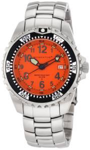 [モーメンタム]Momentum 腕時計 M1 Orange Dial StainlessSteel Bracelet Watch 1M-DV00O0 メンズ [並行輸入品]