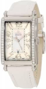[ジェビル]Gevril 腕時計 Mini Quartz Avenue of Americas White Diamond Watch 7249NE レディース [並行輸入品]