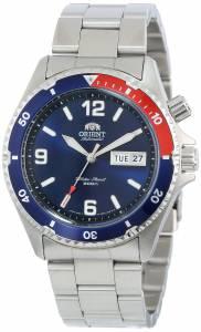 [オリエント]Orient 腕時計 Blue and Red Bezel Automatic Dive Watch CEM65006D メンズ [並行輸入品]