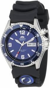 [オリエント]Orient 腕時計 'Blue Mako' Automatic Rubber Strap Dive Watch CEM65005D メンズ [並行輸入品]