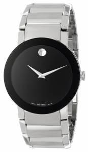 [モバード]Movado 腕時計 Sapphire Stainless Steel Bracelet Watch 606092 メンズ [並行輸入品]