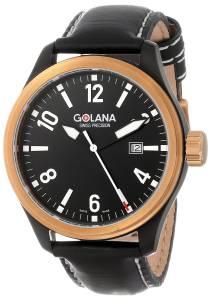 [ゴラナ スイス]Golana Swiss 腕時計 Aero Pro 200 Quartz Chronograph Watch AE200-1 メンズ [並行輸入品]