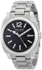 [ゴラナ スイス]Golana Swiss 腕時計 Aero Pro 100 Quartz Watch AE100-2 メンズ [並行輸入品]