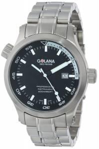 [ゴラナ スイス]Golana Swiss 腕時計 Aqua Pro 100 Quartz Watch AQ100-2 メンズ [並行輸入品]