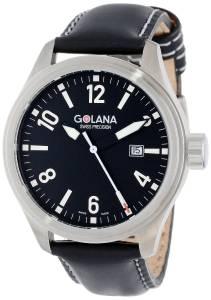 [ゴラナ スイス]Golana Swiss 腕時計 Terra Pro 100 Quartz Watch TE100-1 メンズ [並行輸入品]