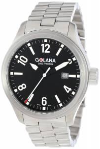 [ゴラナ スイス]Golana Swiss 腕時計 Terra Pro 100 Quartz Watch TE100-2 メンズ [並行輸入品]