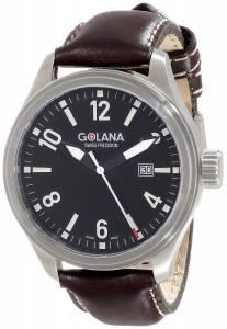 [ゴラナ スイス]Golana Swiss 腕時計 Terra Pro 100 Quartz Watch TE100-3 メンズ [並行輸入品]