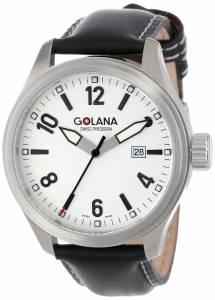 [ゴラナ スイス]Golana Swiss 腕時計 Terra Pro 100 Quartz Watch TE100-4 メンズ [並行輸入品]