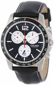 [ゴラナ スイス]Golana Swiss 腕時計 Terra Pro 200 Quartz Chronograph Watch TE200-1 メンズ [並行輸入品]