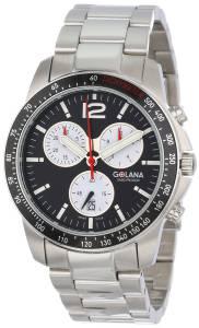 [ゴラナ スイス]Golana Swiss 腕時計 Terra Pro 200 Quartz Chronograph Watch TE200-2 メンズ [並行輸入品]