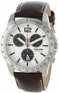 [ゴラナ スイス]Golana Swiss 腕時計 Terra Pro 200 Quartz Chronograph Watch TE200-4 メンズ [並行輸入品]