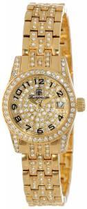 [ブルゲルマイスター]Burgmeister 腕時計 Diamond Star Analog Watch BM120-299 レディース [並行輸入品]