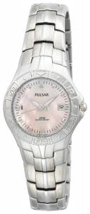 [パルサー]Pulsar 腕時計 Dress Sport SilverTone Stainless Steel Watch PXT681 レディース [並行輸入品]