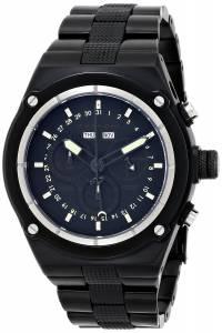 [アンドロイド]Android 腕時計 Interceptor Swiss 5040F Chrono Black Dial Watch AD381BK メンズ [並行輸入品]