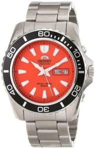 [オリエント]Orient 腕時計 Orange Mako XL 200m Diver's Watch 21 Jewels CEM75001M メンズ [並行輸入品]