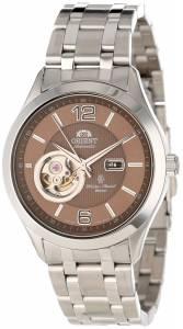 [オリエント]Orient 腕時計 50m Semi Skeleton 21 Jewels Khaki Watch CDB05001T メンズ [並行輸入品]