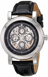 [ブルゲルマイスター]Burgmeister 腕時計 Analog Display Automatic Self Wind Black Watch BM129-122 メンズ [並行輸入品]