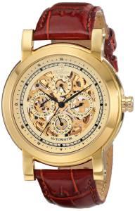 [ブルゲルマイスター]Burgmeister 腕時計 Analog Display Automatic Self Wind Brown Watch BM129-275 メンズ [並行輸入品]