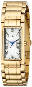 [ルシアン ピカール]Lucien Piccard 腕時計 Marchesa GoldTone Stainless Steel Watch LP-12982-YG-22S レディース [並行輸入品]