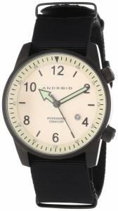 [アンドロイド]Android 腕時計 Octopus Nato Edition Analog JapaneseQuartz Black Watch AD377BKW ユニセックス [並行輸入品]