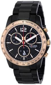 [ゴラナ スイス]Golana Swiss 腕時計 Terra Stainless Steel Chronograph Watch TE220-2 メンズ [並行輸入品]
