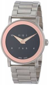 [アンドロイド]Android 腕時計 Horizon Swiss Black Dial Watch AD404BRK [並行輸入品]
