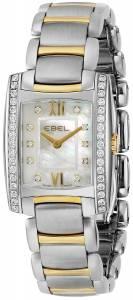 [エベル]EBEL 腕時計 Brasilia Analog Display Swiss Quartz Two Tone Watch 1215769 レディース [並行輸入品]