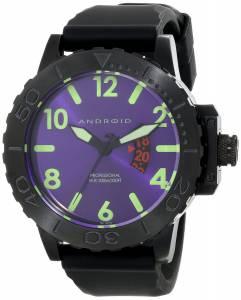 [アンドロイド]Android 腕時計 Divemaster Trans 50 Purple Dial Watch AD474BPU メンズ [並行輸入品]