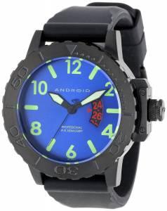 [アンドロイド]Android 腕時計 Divemaster Trans 50 Blue Dial Watch AD474BBU メンズ [並行輸入品]