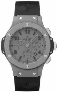 [ウブロ]Hublot 腕時計 Big Bang Matte Grey Dial Black Silicon Strap Watch 301-AI-460-RX メンズ [並行輸入品]