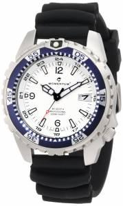 [モーメンタム]Momentum 腕時計 M1 Deep 6 Blue Bezel Polyurethane Dive Watch 1M-DV06W1B メンズ [並行輸入品]