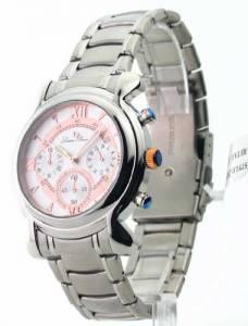 [ルシアン ピカール]Lucien Piccard 腕時計 Steel Chrono Watch 28167RO メンズ [並行輸入品]