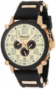 [インガソール]Ingersoll 腕時計 Bison Number 10 Automatic RoseTone Watch IN1610BRG メンズ [並行輸入品]