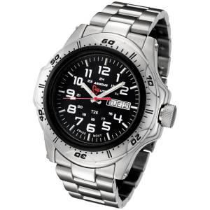 [アーマーライト]Armourlite 腕時計 High Impact Glass Quartz Tritium Watch AL47 [並行輸入品]