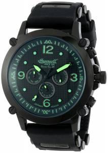 [インガソール]Ingersoll 腕時計 Bison Automatic Green Accent Watch IN1617BKGR メンズ [並行輸入品]