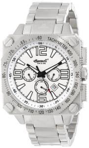 [インガソール]Ingersoll 腕時計 Automatic Bison No. 20 Stainless Steel Watch IN3204SMB メンズ [並行輸入品]